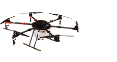 Agricultural plant protection unmanned aerial vehicle