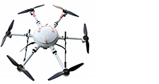 Multi axis unmanned aerial vehicle